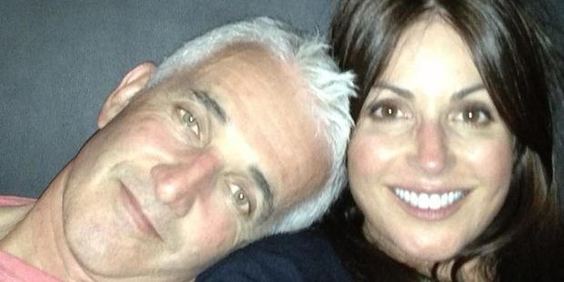Rob Fyfe and Sara Tetro.