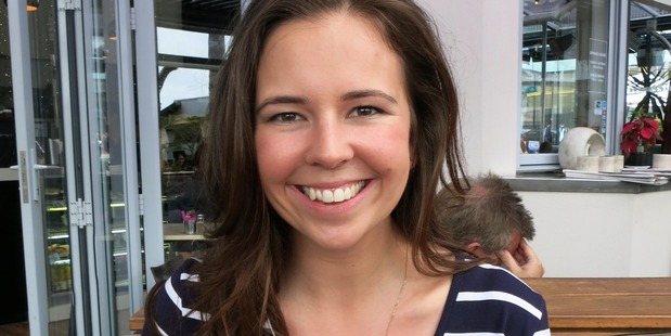 Auckland nurse Kathryn Carey, 26, had to pay $385 and sit a six-hour English language test to work in the UK.