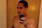 Aaron Smith was 'hugely embarrassed' after his naked selfie was leaked.