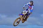 Mostly-retired Kiwi motocross star Josh Coppins. Pictures / Andy McGechan, BikesportNZ.com