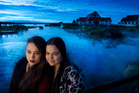 HOME: Ohinemutu in Rotorua is where sisters Karena and Kasey Bird's paternal roots are embedded. PHOTO/STEPHEN PARKER 070714SP7