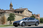 The Ghibli is Maserati's strongest performer internationally.