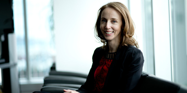 Fiona Mackenzie, head of investments for the New Zealand Superannuation Fund. Photo / Dean Purcell