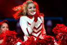Madonna heads to court for jury service. Photo / AP