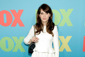 Actress Zooey Deschanel reveals she was a victim of bullying at school. Photo / AP