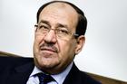 Iraqi Prime Minister Nouri al-Maliki. File Photo / AP