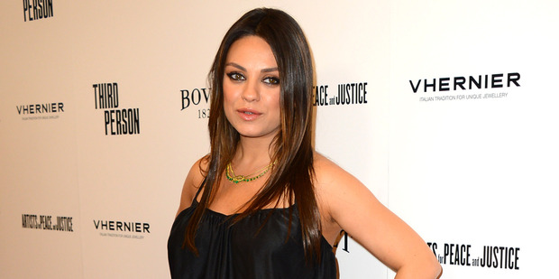 Mila Kunis reveals plans for her acting career and wedding.
