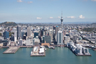 Auckland ranks at 58 in Mercer's global cost of living survey. Photo / Richard Robinson.