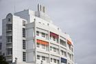 Starship children's hospital at Auckland City Hospital.