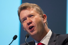 David Cunliffe was criticised after apologising for being a man. Photo / Mark Mitchell