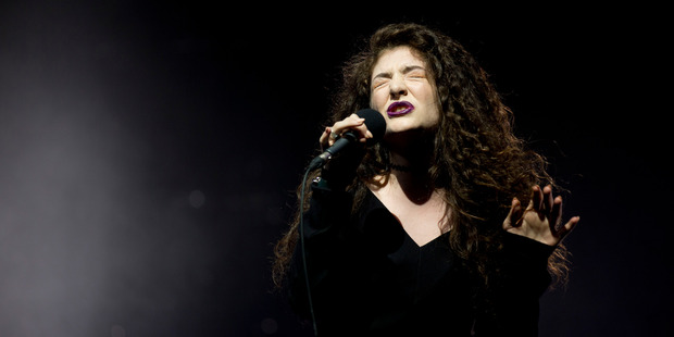 Lorde has played almost 50 concerts in 40 cities across 14 countries this year. Photo / Dean Purcell