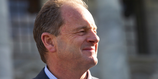 Deep sea drilling would continue under a Labour Government, David Shearer said this morning. Photo / Mark Mitchell