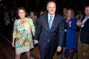 John Key and wife Bronagh are heading on a pre-election break. Photo / NZ Herald