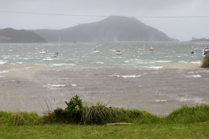 More heavy rain and high wind is expected for Northland this weekend. Photo / APN