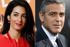 The Daily Mail report suggested Ms Alamuddin's mother objected to her marriage to George Clooney - which the Hollywood star says is wrong. Photo / AP