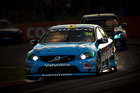 It was a frustrating weekend for Volvo Polestar racing. Photo / Supplied
