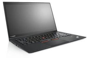 The Lenovo ThinkPad X1 Carbon.