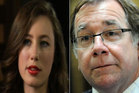 An online petition calls for Murray McCully to resign, following comments by the complainant in the diplomat sex case. Photo / AP