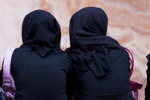 The 16-year-old sisters flew to Istanbul after sneaking out of home in the middle of the night. It's feared they're headed to Syria to join Isis fighters in Syria. Photo / Getty Images