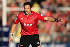 The Crusaders are expected to have Richie McCaw, Dan Carter and Kieran Read all playing in this weekend's clash with the Highlanders. Photo / Getty Images