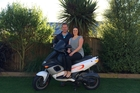 Jayne and Mike Rattray are ready for another ride to raise cash for a good cause.