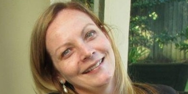 Allison Baden-Clay's body was found floating 10 days after she went missing. Picture / Courier Mail