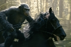 Dawn of the Planet of the Apes shows a growing nation of genetically evolved apes - a concept that research supports.