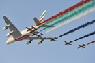 Emirates says the A380 has allowed it to operate more efficiently.