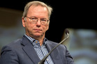Google Executive Chairman, Eric Schmidt. Photo / Getty Images