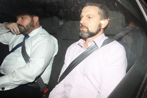 Gerard Baden-Clay told police his wife had taken an overdose. Picture / Courier Mail
