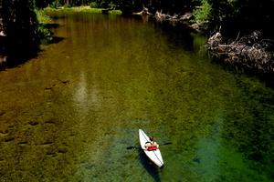 The Oru Kayak.