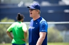 Two-year contracts for Blues assistant coaches will be out of step with John Kirwan.