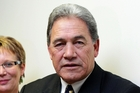 NZ First leader Winston Peters.Photo/File