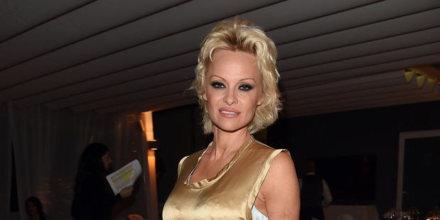 Pamela Anderson. Photo / Getty Images