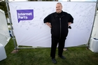 Dotcom said his bid for residency should have failed because of Immigration NZ rules. Photo / Richard Robinson