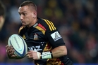 The presence of in-form Aaron Cruden has been linked to the Chiefs' late-season surge. Photo / Getty Images