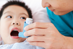 New research suggests that asthma inhalers can stunt the growth of children. Photo / Thinkstock