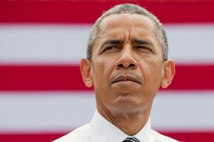 Barack Obama. Photo / AP