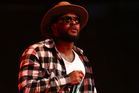 Rapper Schoolboy Q is returning to New Zealand in October. Photo/AP
