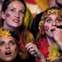 German soccer fans watch the Brazil World Cup final 2014 being played in Rio de Janeiro, Brazil, between Germany and Argentina at a public viewing area called 'Fan Mile' in Berlin. Photo / AP