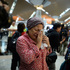 A woman reacts to news regarding a Malaysia Airlines plane that crashed in eastern Ukraine at Kuala Lumpur International Airport in Sepang. Photo / AP