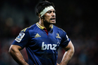 Shane Christie of the Highlanders looks on during the round 19 Super Rugby match between the Crusaders and the Highlanders. Photo / Getty Images.