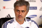 Chelsea manager Jose Mourinho. Photo / Getty Images