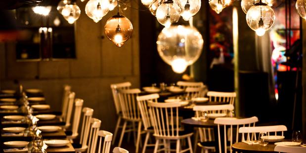 Interior of new restaurant Cassia by chef Sid Sahrawat. Photo / Babiche Martens.