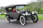 The Maxwell was one of the first cars to have an electric starter. Pictures / Jacqui Madelin