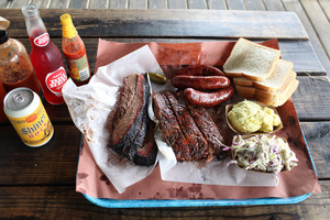 Austin, Texas, is barbecue central. Photo / Supplied, Thinkstock.
