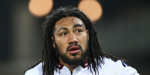 Ma'a Nonu. Photo / Getty Images.