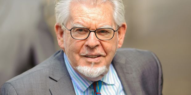 Rolf Harris was able to continue offending for years. Photo / AP