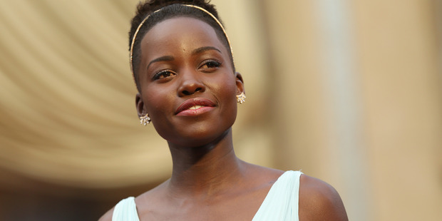 Actress Lupita Nyong'o features on the cover of the July issue of Vogue. Photo / AP