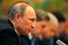 Russia's President Vladimir Putin. Photo / AP